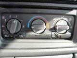 2002 Chevrolet Silverado 1500 Work Truck Regular Cab Controls