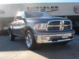 2011 Mineral Gray Metallic Dodge Ram 1500 Big Horn Crew Cab 4x4 #39667186