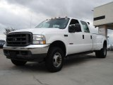 2004 Ford F350 Super Duty XL Crew Cab 4x4 Dually Data, Info and Specs