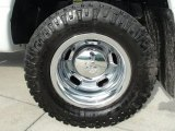 2007 Dodge Ram 3500 Lone Star Quad Cab Dually Wheel