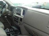 2007 Dodge Ram 3500 Lone Star Quad Cab Dually Dashboard
