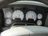 2007 Dodge Ram 3500 Lone Star Quad Cab Dually Gauges
