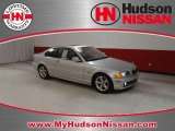 2001 Titanium Silver Metallic BMW 3 Series 325i Coupe #39738737