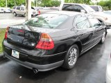 2004 Chrysler 300 Brilliant Black Crystal Pearl
