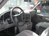 2005 Chevrolet Astro Cargo Van Medium Gray Interior