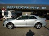2010 Brilliant Silver Metallic Ford Fusion S #39739601