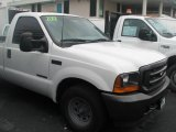 2001 Ford F350 Super Duty XL Regular Cab Data, Info and Specs