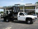 2001 Chevrolet Silverado 3500 Regular Cab Chassis Dump Truck Data, Info and Specs