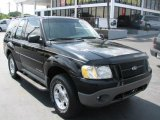 2001 Black Ford Explorer Sport 4x4 #39740686