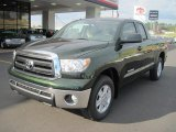 2011 Spruce Green Mica Toyota Tundra SR5 Double Cab #39739625