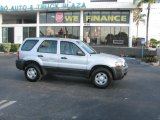 2006 Silver Metallic Ford Escape XLS #39740265