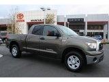 2009 Pyrite Tan Mica Toyota Tundra SR5 Double Cab 4x4 #39739033