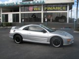 2003 Sterling Silver Metallic Mitsubishi Eclipse GT Coupe #39740280