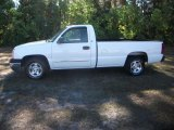 2004 Summit White Chevrolet Silverado 1500 LS Regular Cab #39739655