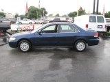 2002 Honda Accord Eternal Blue Pearl