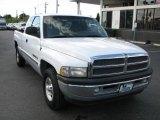 2001 Bright White Dodge Ram 1500 SLT Club Cab #39740309