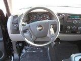 2011 Chevrolet Silverado 1500 LS Extended Cab Steering Wheel