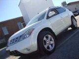 2003 Glacier White Pearl Nissan Murano SL AWD #39739080