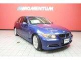 2008 Montego Blue Metallic BMW 3 Series 335i Sedan #39739704