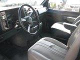1992 Chevrolet Astro Interiors
