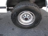 GMC Sierra 3500 1999 Wheels and Tires