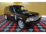2007 Java Black Pearl Land Rover Range Rover HSE #39739718