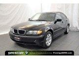 2005 Jet Black BMW 3 Series 325xi Sedan #39739103