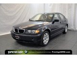 2005 Monaco Blue Metallic BMW 3 Series 325xi Sedan #39739106