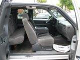 2006 Chevrolet Silverado 1500 Extended Cab Dark Charcoal Interior