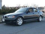 2004 Jet Black BMW 3 Series 325i Sedan #3970154
