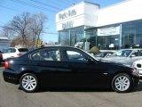 2006 Jet Black BMW 3 Series 325xi Sedan #3964029