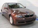 2006 Barrique Red Metallic BMW 3 Series 325xi Sedan #39739763