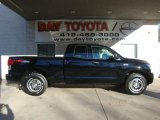 2011 Black Toyota Tundra TRD Rock Warrior Double Cab 4x4 #39739151