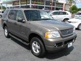 2004 Ford Explorer Mineral Grey Metallic