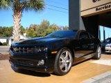 2010 Chevrolet Camaro Black