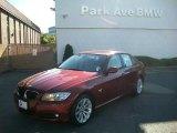 2011 Vermillion Red Metallic BMW 3 Series 328i xDrive Sedan #39739166