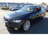 2008 Jet Black BMW 3 Series 328i Coupe #39739171