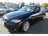 2007 Jet Black BMW 3 Series 328xi Wagon #39739177