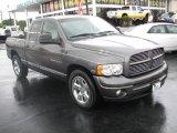 2004 Graphite Metallic Dodge Ram 1500 Laramie Quad Cab #39740829