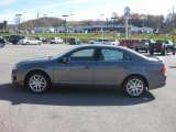 2011 Sterling Grey Metallic Ford Fusion SEL V6 #39739201