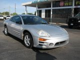 2003 Sterling Silver Metallic Mitsubishi Eclipse RS Coupe #39740450