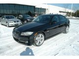 2009 Jet Black BMW 3 Series 335i Sedan #3970298