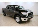 2008 Black Toyota Tundra SR5 CrewMax 4x4 #39739844