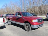 2007 Ford F150 XLT Regular Cab 4x4 Data, Info and Specs