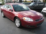 2006 Sport Red Metallic Chevrolet Impala LTZ #39740870