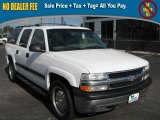 2001 Summit White Chevrolet Suburban 1500 LS #39740472