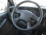 2004 Chevrolet Silverado 1500 Regular Cab Steering Wheel