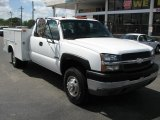 2003 Chevrolet Silverado 3500 Extended Cab Data, Info and Specs