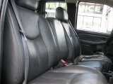 2003 Chevrolet Silverado 3500 Extended Cab Medium Gray Interior