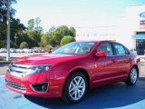 2011 Red Candy Metallic Ford Fusion SEL #39739278